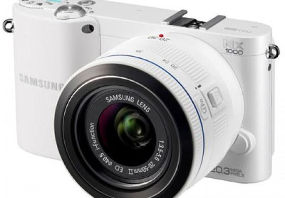 دوربین جدید سامسونگ مدل NX1000