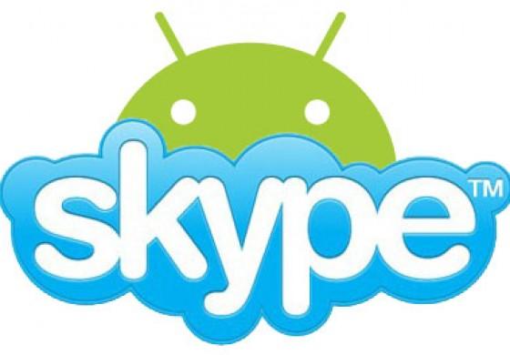 اندروید در تسخیر اسکایپ!