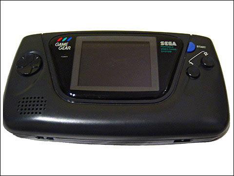 کنسول Sega Game Gear