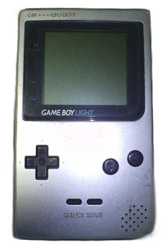 کنسول Game Boy light