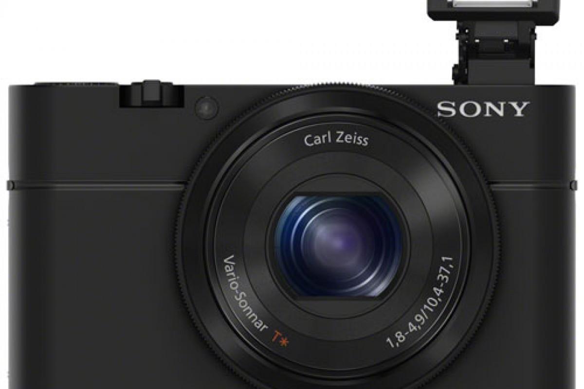 دوربین جدید سونی مدل DSC-RX100