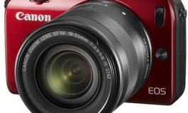 دوربین جدید Canon مدل EOS M