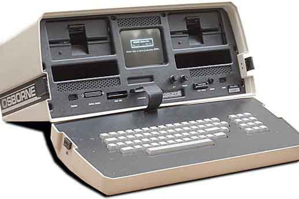 اولین لپتاپ دنیا از کجا آمد؟