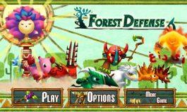 یک بازی داغ اندروید: Forest Defence