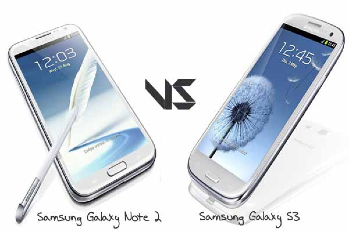 کدام را بخریم؟ Galaxy SIII یا Galaxy Note 2