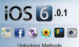 iOS 6.0.1، نسخهای برای برطرف کردن باگها