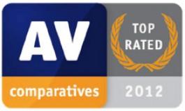 آویرا در جمع برترین آنتی ویروسهای سال 2012