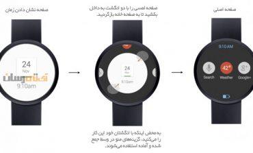 ساعت هوشمند گوگل چه شکلی خواهد بود؟!