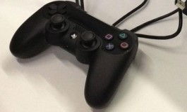 عکس لو رفته از دسته PS4!