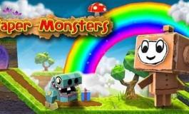 هیولاهای کاغذی! بررسی بازی Paper Monsters (ارایه شده برای موبایل و کامپیوتر)