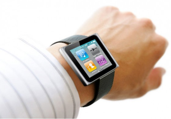 ساعت مچی هوشمند اپل، تاریخ خورد!