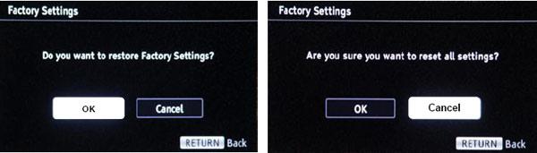 sony-factory-setting-menu