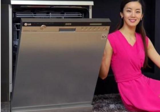 ماشین ظرفشویی جدید الجی با کمترین مصرف انرژی!