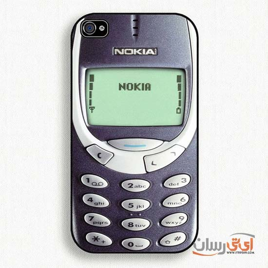Nokia-iPhone-Case