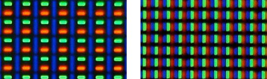 display-pixelss