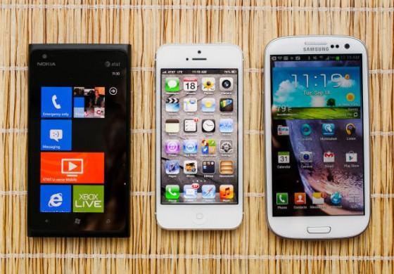 وضعیت بازار موبایل در امارات، اپل از سامسونگ شکست می خورد و نوکیا مقام اول را دارد!