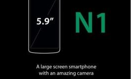اوپو N1، اسمارتفونی با یک صفحه نمایش بزرگ و دوربینی خیره کننده