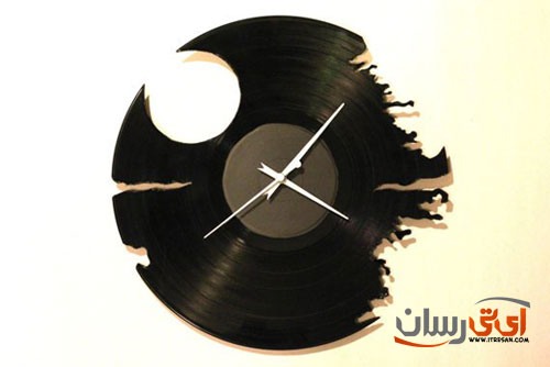 Vinyl-Death-Star-Wall-Clock