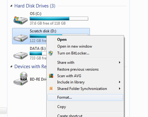 Quick-format-hard-drive-1