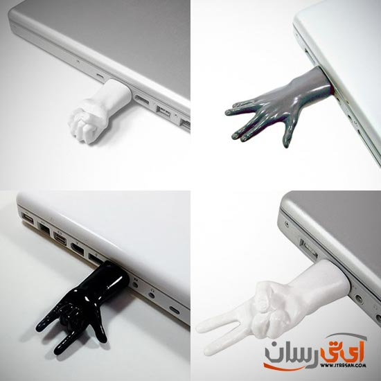 Hand-Signs-USB-Flash-Drives