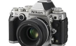 نگاهی به جدیدترین دوربین DSLR نیکون، DF با ظاهری کلاسیک