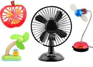 بهترین پنکههای برقی برای مقابله با گرمای تابستان را بشناسید!