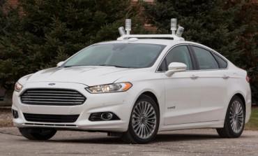 فورد خودروی بدون نیاز به  راننده ساخت