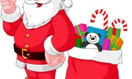 پولدارترین بابانوئل دنیا