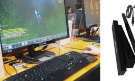 تجربه بازیهای کامپیوتری با کنترل چشمی