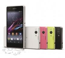 گوشی جدید سونی اکسپریا Z1 کامپکیت را بیشتر بشناسید!