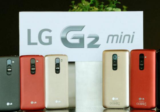 رونمایی رسمی الجی از نسخه جدید G2