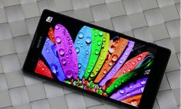 چند تصویر جدید از فبلت میان رده، Sony Xperia T2 Ultra