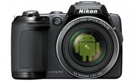 دوربینهای اندرویدی نیکون رقبای جدید سری گلکسی