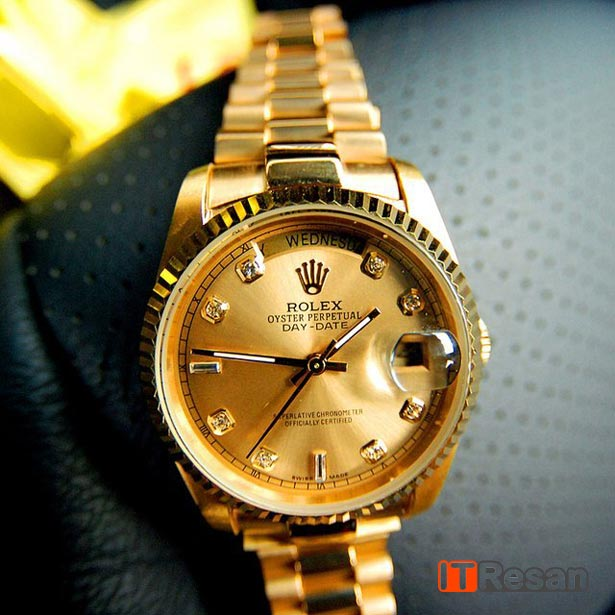 Gold-Rolex-Day-Date-President-II-Watch37850