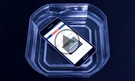 بررسی ویدئویی ضد آب بودن گلکسی S5 و تماس گرفتن با گوشی در زیر آب!
