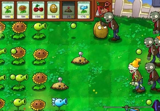 نسخه رایگان بازی محبوب Plants Vs Zombies + لینک دانلود