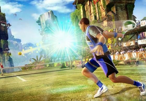 بدون راکت، تنیس بازی کنید! (کلیپ اختصاصی بازی کینکت اسپرت Rivals با ایکس باکس وان)