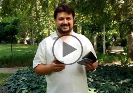 نظر مردم درباره گوشی الجی G3 چیست؟! این کلیپ جالب را تماشا کنید!