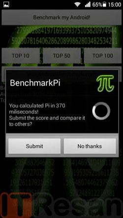 benchmark-pi