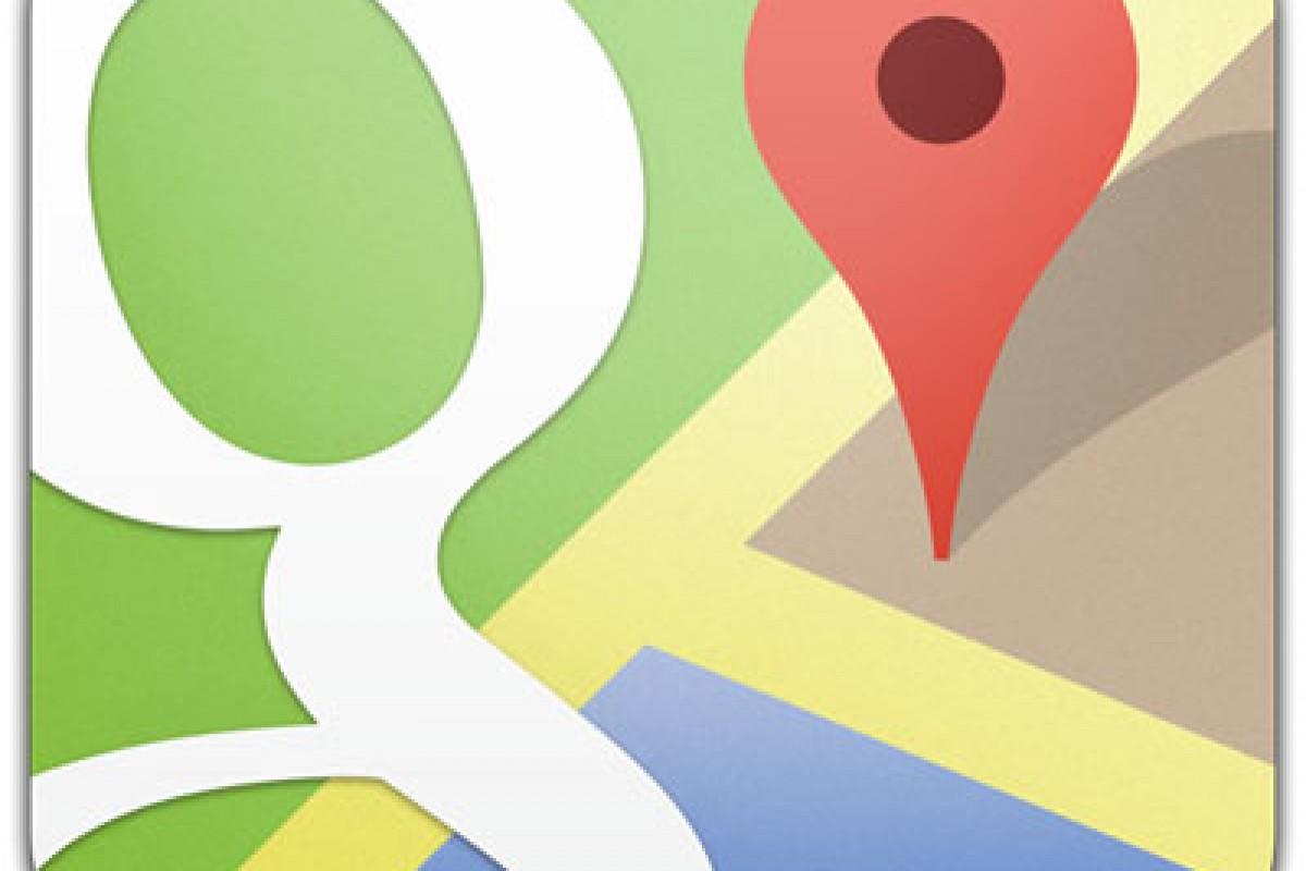 بروزرسانی جدید اپلیکیشن نقشههای گوگل نوار وضعیت شفاف را ارایه میدهد