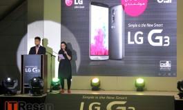 گوشی الجی G3 رسما پای به ایران نهاد!