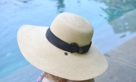 هک شدن کلاه برای رفع مشکل آفتابسوختگی