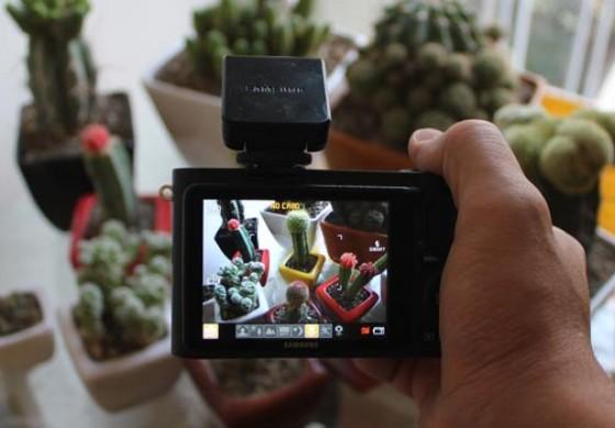عکاسِ با کلاس! (بررسی دوربین NX1000 سامسونگ)