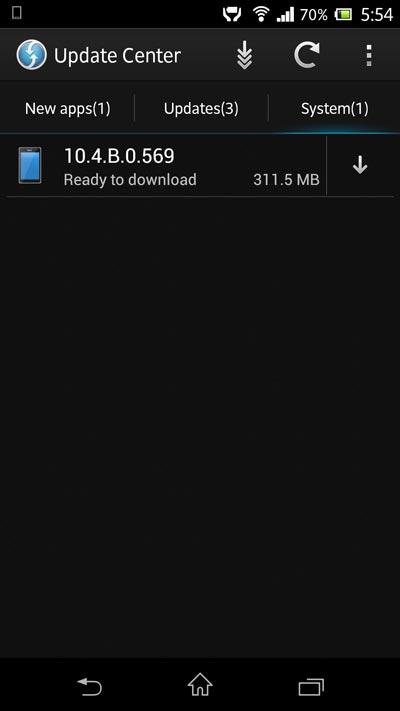 update-saftware