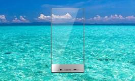 پرچمداری بدون قاب! زیبایی Sharp Aqua Crystal چشمان شما را مسحور میکند!