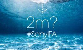 محصولات جدید سونی تا 2 متر زیر آب زنده میمانند!