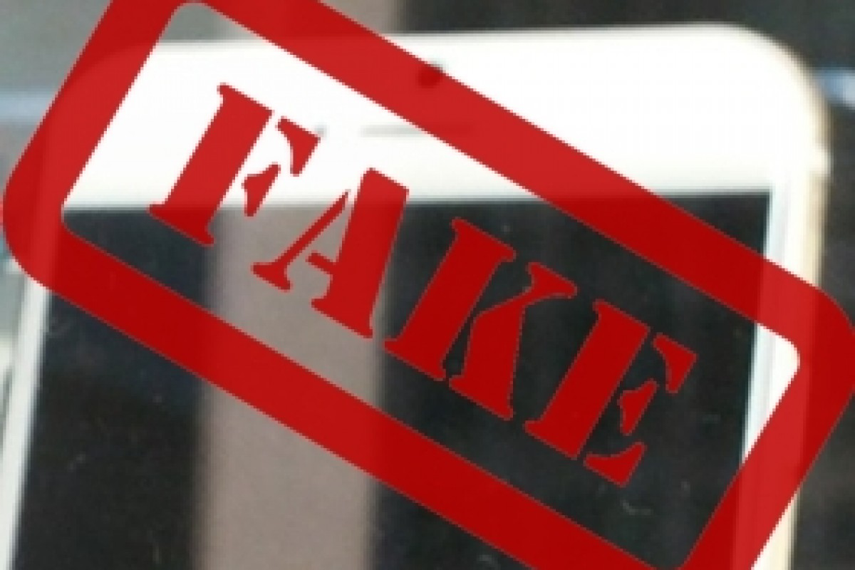 کشف 40هزار آیفون تقلبی توسط پلیس چین