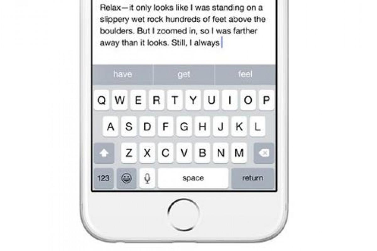 چگونه مانع اصلاح خودکار مطالب در iOS شویم؟