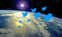 با توییتر به فضاییها پیام بدهید!