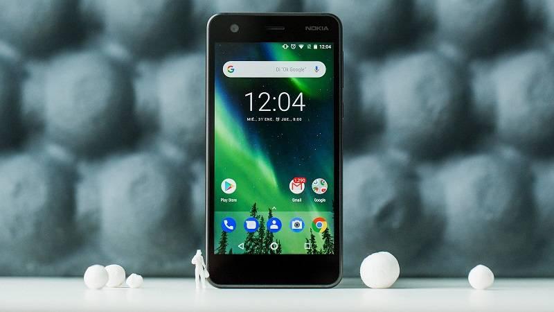 AndroidPIT-NOKIA-2-9632 این 3 گوشی نوکیا را از بازار بخرید (شهریور ماه 97)